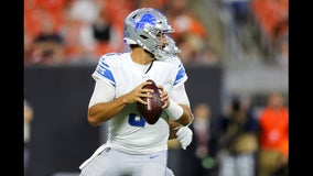 Detroit Lions make final cuts before week one