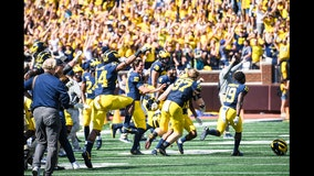Michigan #10, MSU #18 in new AP poll