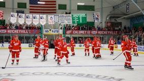 Red Wings beat Blues in Calumet