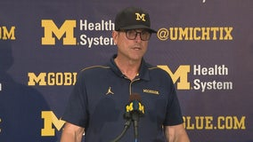 WATCH: Harbaugh seems set up for success in 5th season at Michigan