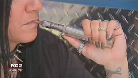 Doctors think one in five high school students vape - a trend that's rising among young adults