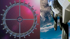 First hotel in space set to open in 2025 with cruise ship amenities and out-of-this-world views