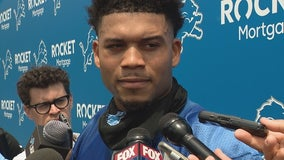 REPORT: Lions cut former 2nd round pick Teez Tabor