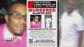 Crime Stoppers offering 10K reward to catch suspect in 2017 murder
