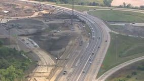 Weekend road construction closures planned for Sept 21-22