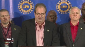 UAW President Gary Jones taking leave of absence as FBI corruption probe expands