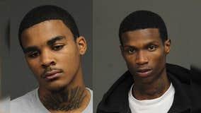2 arrested, third man still wanted after $1775 Jordan sweatpant heist