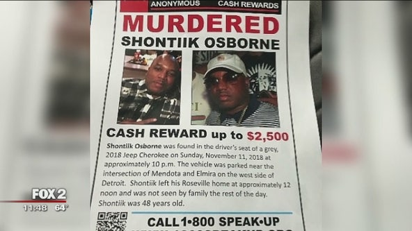 CRIME STOPPERS: family members of Shontiik Osborne seek answers