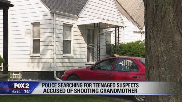 Grandmother shot inside her Detroit home during break-in