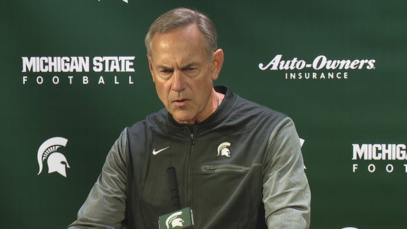 Dantonio moves on from officials, plus big injury news at press conference