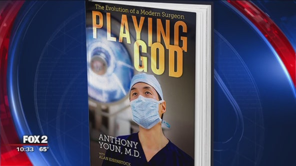 """Dr. Anthony Youn's new book """"Playing God"""""""