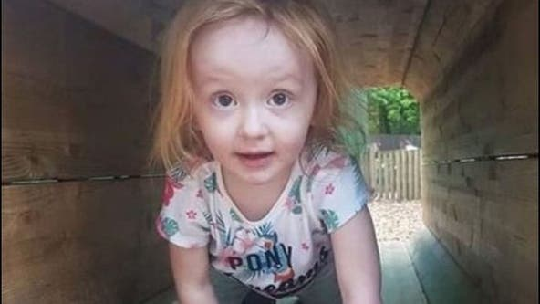 Girl, 3, dies of rare cancer after doctors diagnosed her with constipation