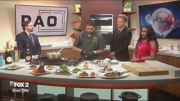 Pao Detroit Asian restaurant now open in downtown Detroit