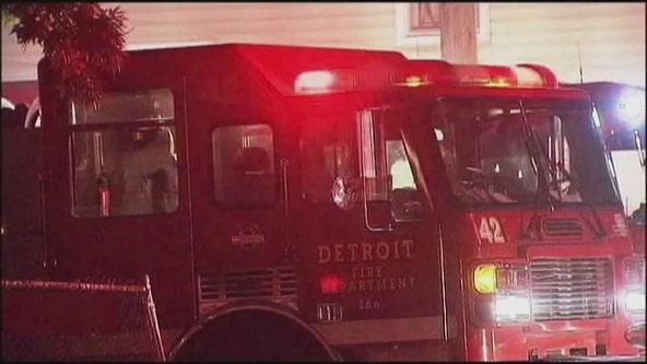 Detroit Fire crews discover dead body inside fire, authorities investigate