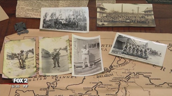 From telegrams to POW diary, veteran's vast collection heading to Belgium museum