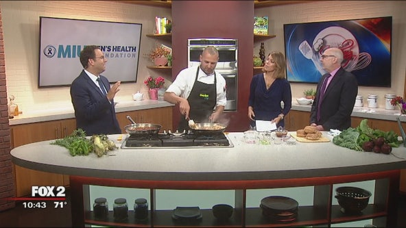 Cooking for Men's Health Event Sept. 21