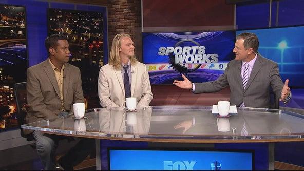 SportsWorks: Dan Miller, John Niyo & Will Burchfield