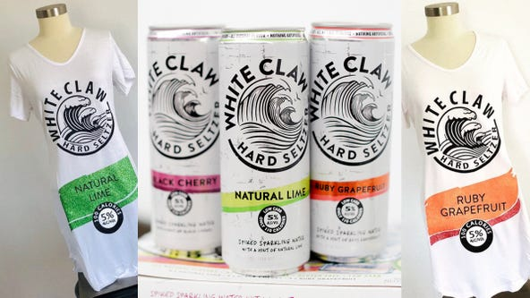 Need a Halloween costume idea? You can dress up as a can of White Claw this year   FOX 2 Detroit