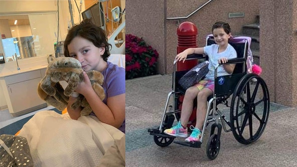 Girl, 8, who opened lemonade stand for St. Jude while battling leukemia is now cancer free
