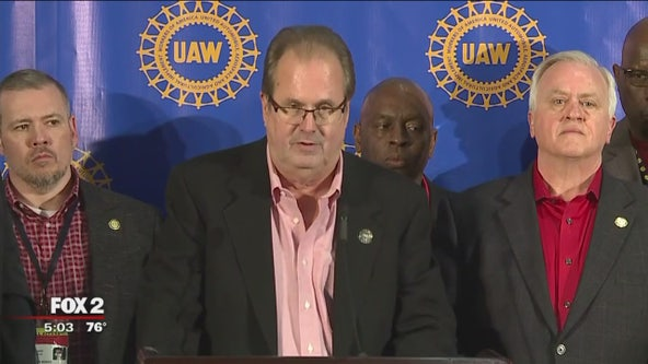Republicans call for Congressional hearing on UAW corruption on day 4 of GM strike