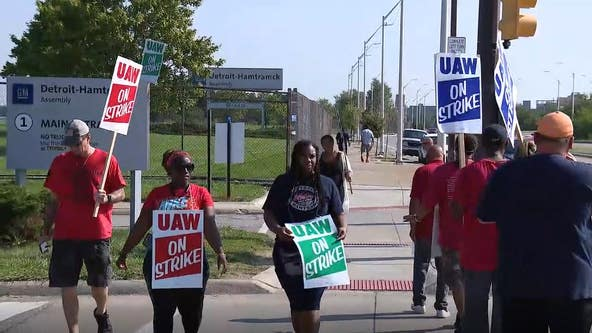 Ripple effect felt for businesses after day 5 of GM-UAW strike