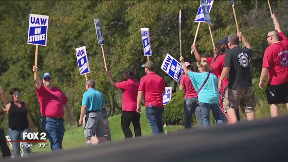 GM and UAW at stalemate five days into labor strike
