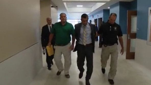 Another Skodak moment: Hall of Shamer cuffed in court on new charges