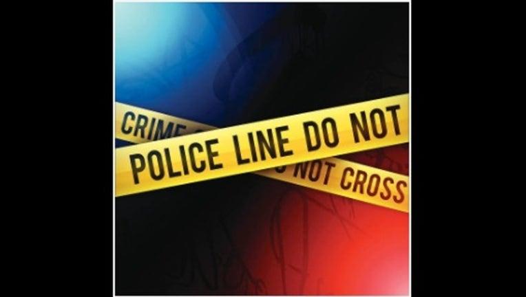 Man crashes car after fatal shooting on Detroit's west side