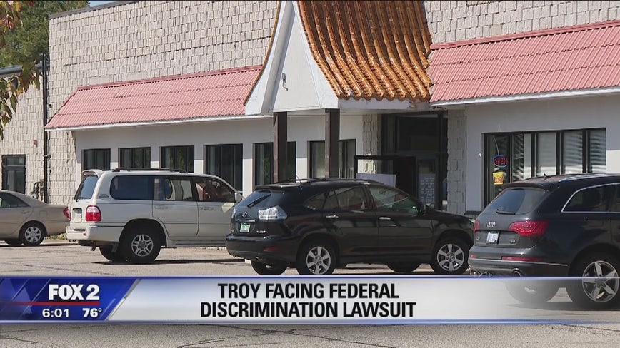 Troy sued over denying mosque plans due to zoning