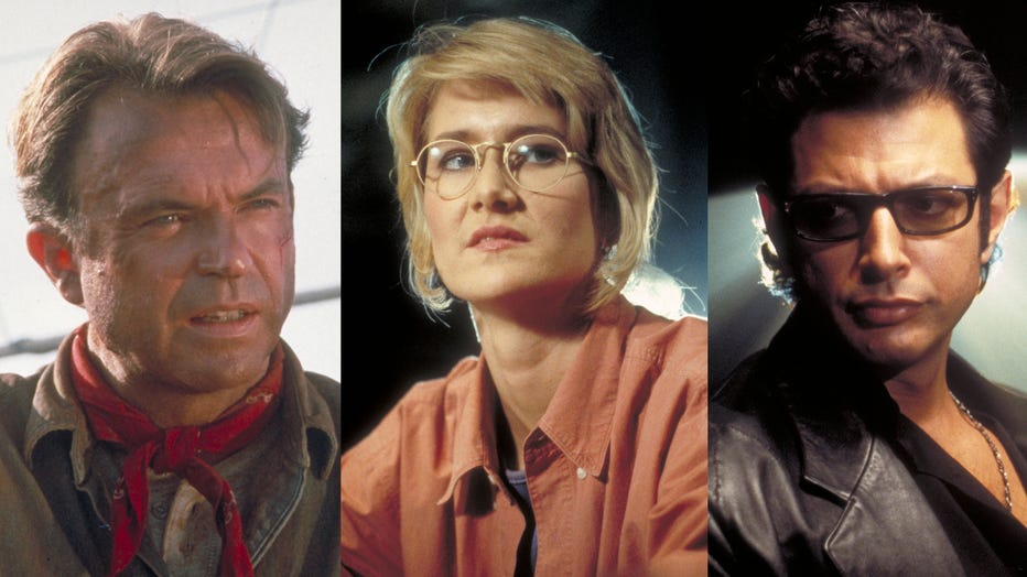 'They're back': Original 'Jurassic Park' cast returning ...