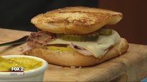 Miles on the Water's Cuban sandwich fundraiser