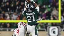 Spartans Chambers enters transfer portal
