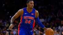 Pistons waive veteran Joe Johnson
