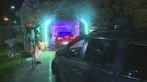 Haunted car wash spooks customers in Ohio