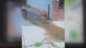 Detroit couple's building flooded by leak sues defiant water department