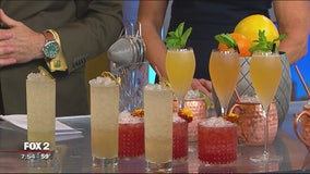 Mocktails for your Tailgate