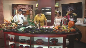 Halloween cooking with Chef Bobby