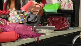 Detroit hair salon's 'Purses with Purpose' helps women in need