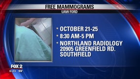 UAW Ford offers free mammograms to uninsured, under-insured women