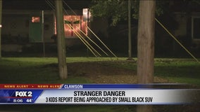 Clawson police investigating two stranger danger reports