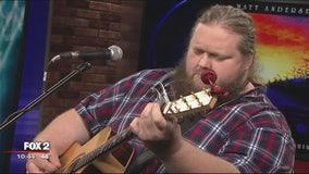 Canadian Soul Bluesman Matt Andersen
