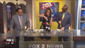 Jill of All Trades' tricks for opening a wine bottle in a pinch