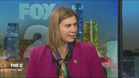 Rep. Elissa Slotkin talks impeachment with FOX 2