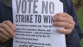 Detroit Hamtramck plant workers cast ballots on proposed GM contract