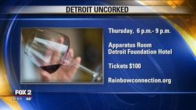 Wine Wednesday: Detroit Uncorked