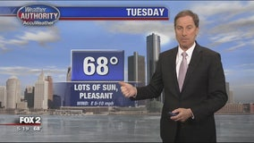 Beautiful stretch of weather on the way this week