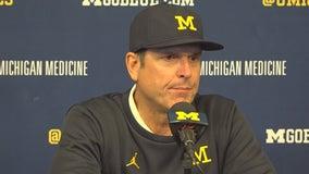 WATCH: Michigan leans on defense to beat No. 14 Iowa 10-3