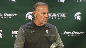 WATCH:  Michigan State gears up for tough October schedule