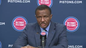 WATCH: Pistons edge Pacers 96-94