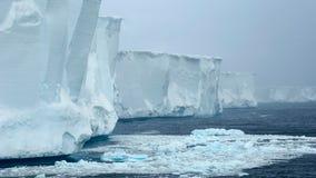 Massive iceberg breaks off Antarctica